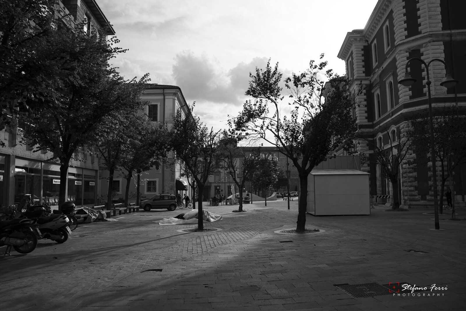 Terni, piazza Solferino